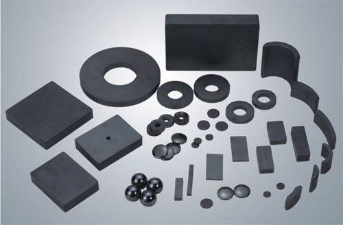 Series of Ferrite Magnets